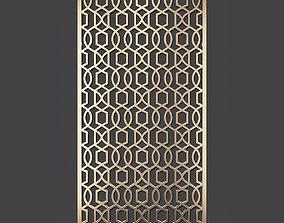 Decorative panel 326 3D model