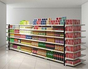 3D model store fixtures 32 am161
