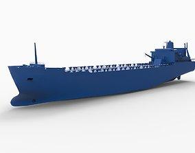 ship mod5 3D print model