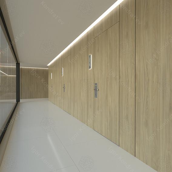 Hotel Corridor project one