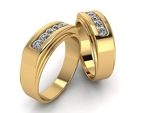 two size rings 101 3D print model