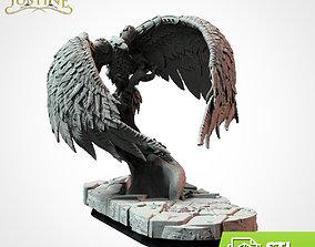 Eagle Justine 3D printable model