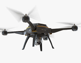 drone 3D rigged Drone