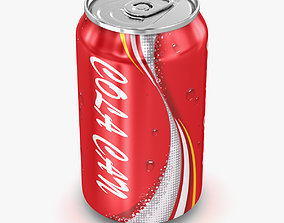 3D model Cola Can