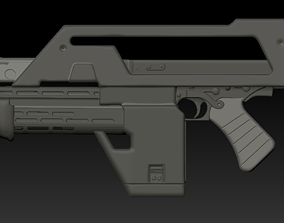 USCM PR ALIENS 3D printable model