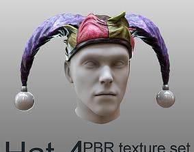 3D asset Jesters hat 1