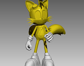 MILES TAILS PROWER 3D print model