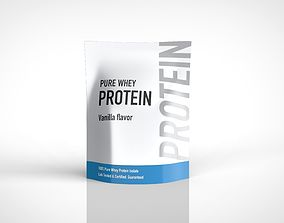 3D model protein