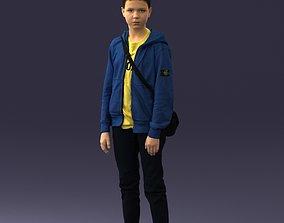 3D model boy 0613