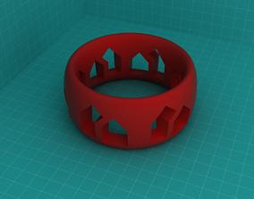 Wristring kontextum 003 3D printable model
