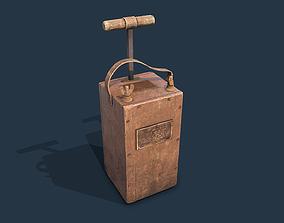 3D asset Dynamite Blaster