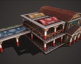 3D model Ancient Tavern 02