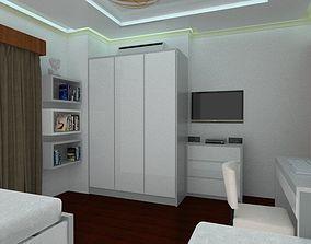 3D printable model Baby Room
