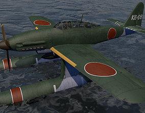 3D Aichi M6A1 Seiran
