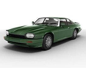 3D model Jaguar XJS