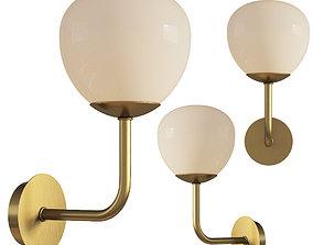 Wall Lamp Erich Maytoni 3D model wall