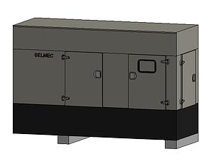 3D MG SELMEC 102D-750