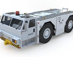 3D model Heavy Tug Aircraft Tractor