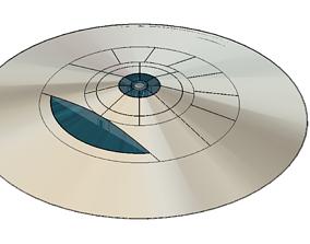 UFO mothership 3D