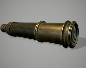 3D model realtime Telescope