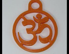 OM - Pendant 03 3D print model