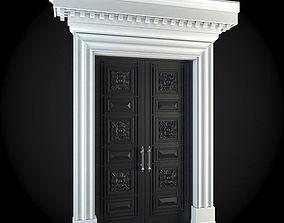 3D model Door architecture door