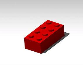 Lego - CATIA V5R21 3D printable model