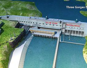 3D Three Gorges Dam