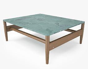 Roda ROAD Coffee Table 3D Model