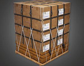 Air Supply Military Drop Supplies - MLT - PBR 3D asset 1