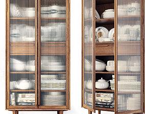 Showcase sideboard Bruni by Etg-Home 3D model