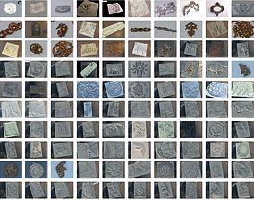 100 CNC 3d printable collection