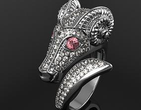 Ring Aries 3D printable model
