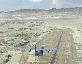 3D model Kabul Afghanistan