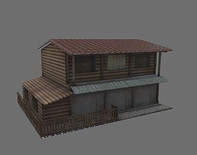 3D model Building 05