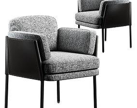 Chair Shelley Minotti 3D model