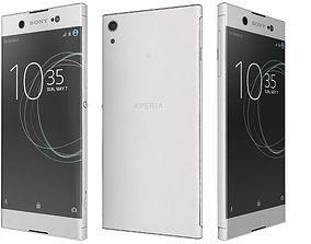 3D Sony Xperia XA1 Ultra Black