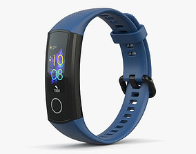 3D model Honor Band 5 Blue