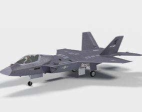 KAI KF-21 Boramae 3D