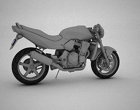 Auto Bike 3D asset