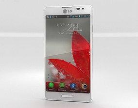 LG Optimus F7 White 3D