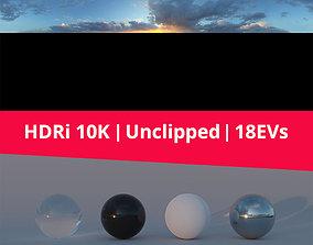 HDRi Sky 018 3D