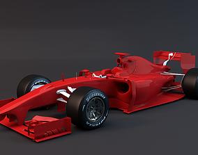 3D model F1 Base For Custom