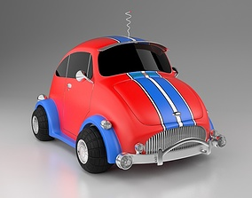 3D Car Toy