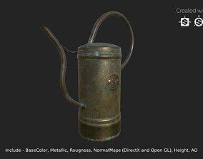 Oiler - gameready 3D asset