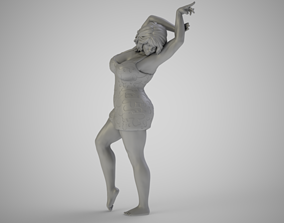 Party Time 3D print model