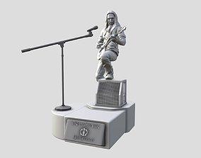 Dream Theater - John Petrucci 3Dprinting