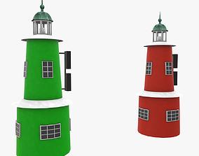 Light House Helsingor 3D model