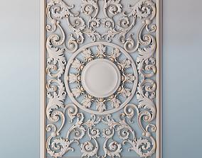 3D print model Panel Decor