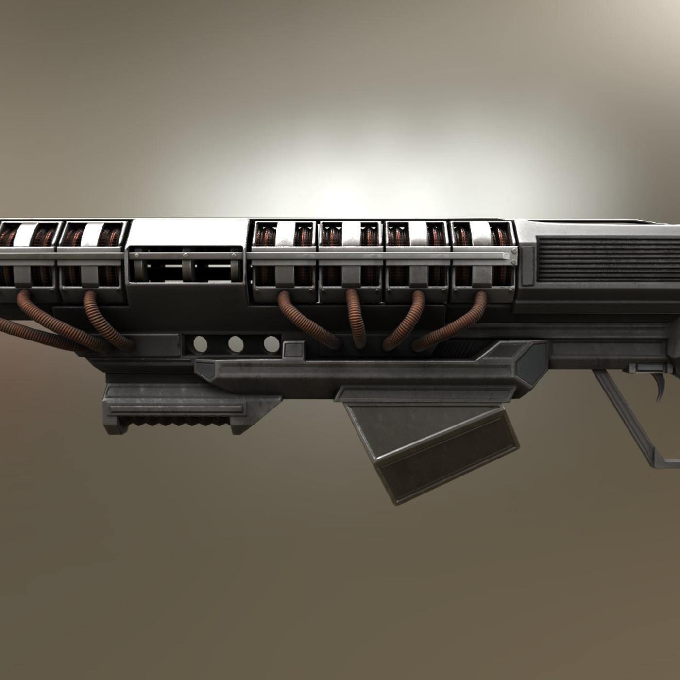 Railgun Design